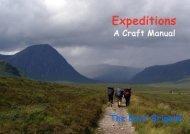 BB Expedition Craft Manual - The Boys' Brigade