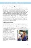 Summer Food Service Program Sponsor Guide - Second Harvest ... - Page 3