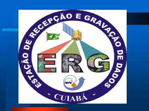A Estação Terrena de Cuiabá - INPE-DGI