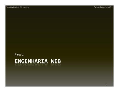 ENGENHARIA WEB