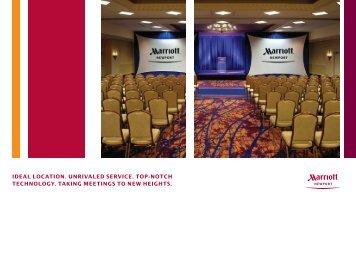 Newport Marriott Meetings