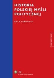 historia polskiej myśli politycznej
