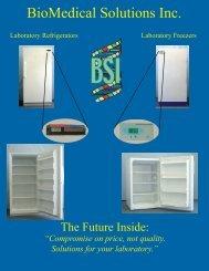BioMedical Solutions Inc. - APEX Laboratory Equipment Company