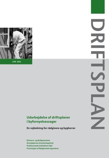 Download Driftsplan - BvB