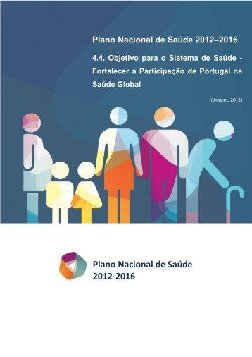 Fortalecer a Participação de Portugal na Saúde Global