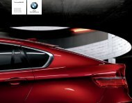 The new BMW X6 X6 xDrive35i X6 xDrive50i X6 ... - BMW Egypt