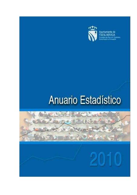 Anuario 2010 Def Ayuntamiento De Fuenlabrada
