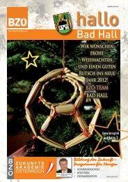 Bad Hall - BZÖ Oberösterreich