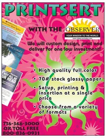 Printsert side 1.eps - The Observer