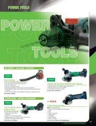 Power Tools - McGinns