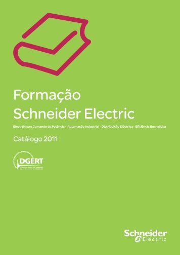 Formação Schneider Electric