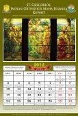 St. Gregorios Indian Orthodox Maha Edavaka Kuwait - Page 6