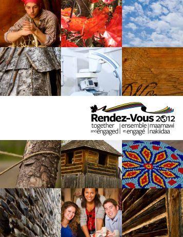 Part One - Rendez-Vous 2012
