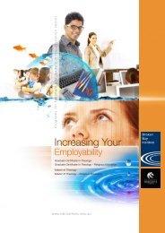 Increasing Your - Broken Bay Institute