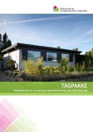 TAGPAKKE - Videncenter for energibesparelser i bygninger