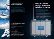 Product Brochure - Livewire Connections Ltd
