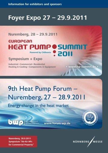 Here - European Heat Pump Summit