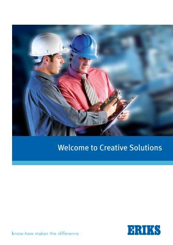 ERIKS - Welcome to Creative Solutions OEM - Passerotti sp. z oo