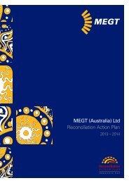 to view MEGT(Australia) Ltd's 2013-2014 RAP - Reconciliation ...
