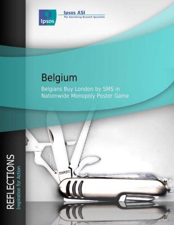 Belgium - Ipsos ASI