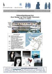 ErhvervsKvindeNyt Odense februar 2008 - Foreningen af ...