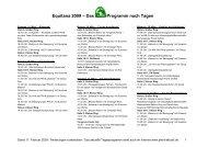FN-Tagesprogramm auf der Equitana - Reitwelten