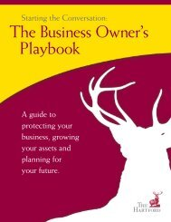 Business Owner's Playbook - The Hartford