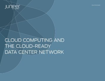 Juniper CLoud Computing.pdf - WIT