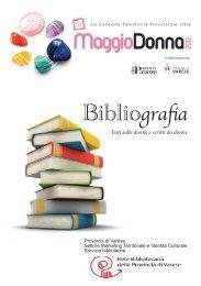Bibliografia - Provincia di Varese