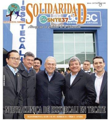 Diciembre 2011 - Snte37.com