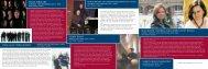 Recital Series Brochure - Oswestry School