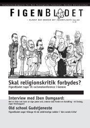 Skal religionskritik forbydes? - For Studerende - Aarhus Universitet