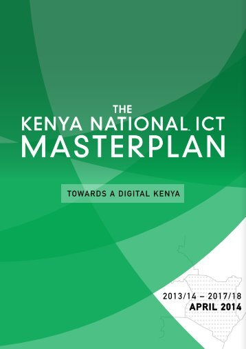 Final ICT Masterplan Apr 2014