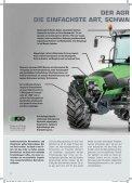 AGROFARM PROFILINE / TTV 420 s430 - Page 2