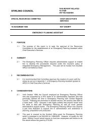 rs253 emergency planning assistant