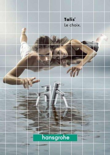 Talis® Le choix. - Hansgrohe