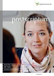 August 2011 - Psychiatrie-Dienste Süd