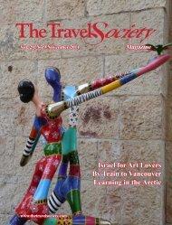 Volume 29, No.9 – November 2011 - The Travel Society
