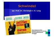 Schwindel - Neurologie