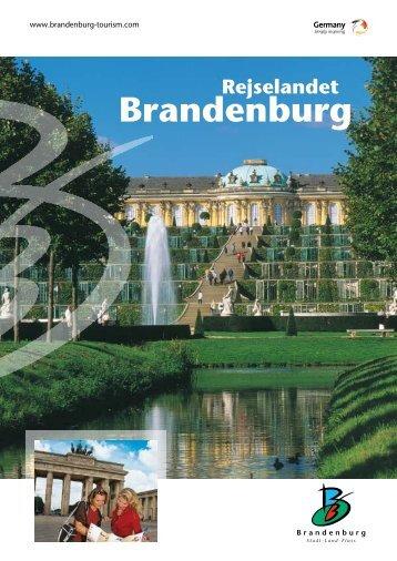 ferie ved Oder og Spree - Reiseland Brandenburg