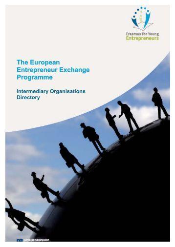 The European Entrepreneur Exchange Programme