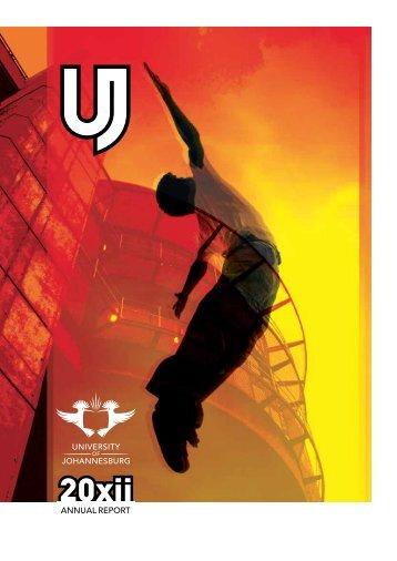 ANNUAL REPORT - University of Johannesburg