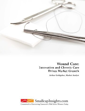 Wound Care - Trilogy Capital Partners