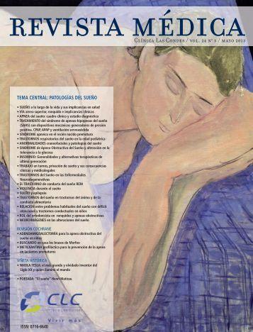 Clínica Las Condes / vol. 24 n0 3 / mayo 2013