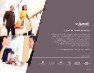EUROPEAN SIGNATURE AWARD - Marriott