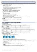 Säkerhetsdatablad Writer Vit - Page 4