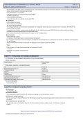 Säkerhetsdatablad Writer Vit - Page 5
