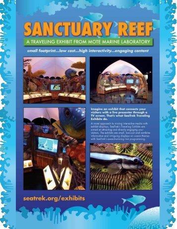 Sanctuary Reef Content Unit [PDF, 8.8 M] - SeaTrek Programs