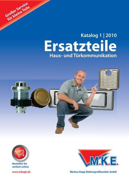 Katalog 1 | 2010 Haus- und Türkommunikation - Fegime Deutschland