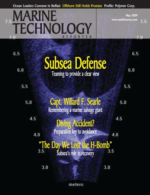 MTR May Cover V2.qxd - Marine Technology Magazine ...
